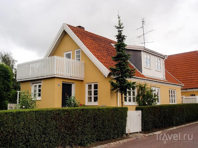 Дания, остров Фюн (Fyn) / Фото из Дании