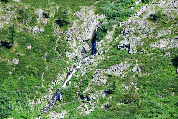 Конный поход по Горному Алтаю / Фото из России