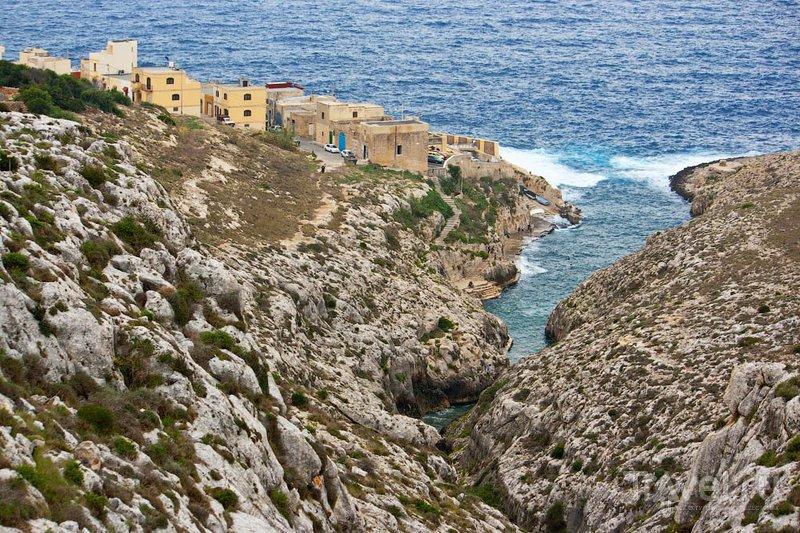 Город Зуррик / Фото с Мальты