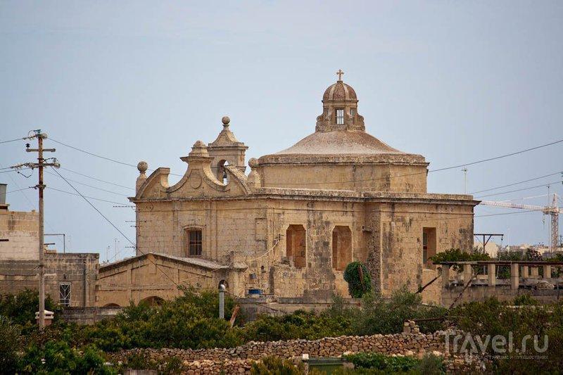 Часовня Тал'Нину в Зуррике, Мальта / Фото с Мальты
