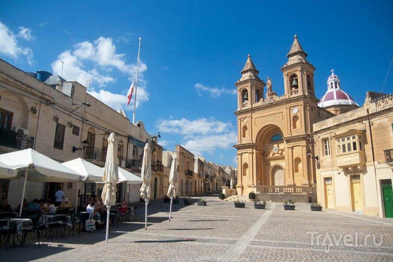 Деревня Марсашлокк, Мальта / Фото с Мальты