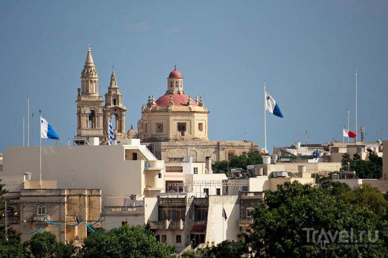 Город Гуджа, Мальта / Фото с Мальты