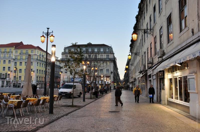 Площадь Фигейра в Лиссабоне / Фото из Португалии