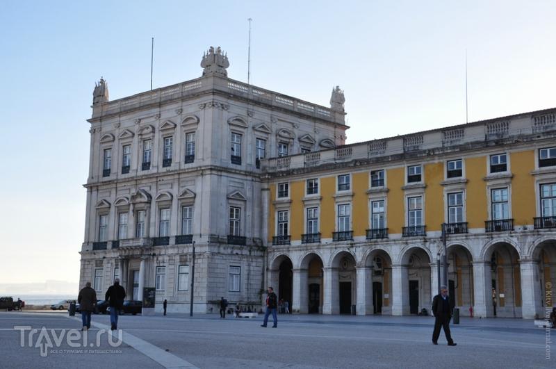 Министерство сельского хозяйства в Лиссабоне / Фото из Португалии