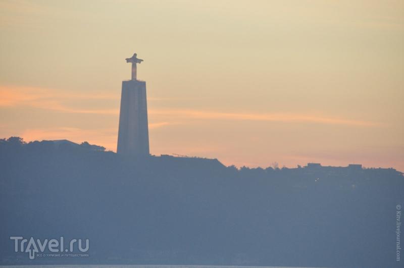 Монумент Христос в Лиссабоне / Фото из Португалии