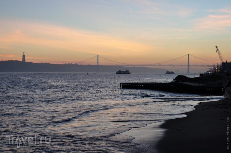 Лиссабон. Первые впечатления / Фото из Португалии