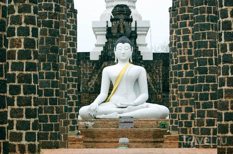 В парке Anсient Siam, Таиланд / Фото из Таиланда
