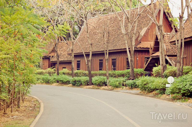 Anсient Siam. Бангкок / Фото из Таиланда