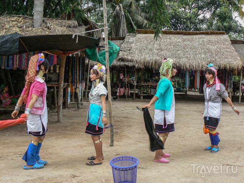 Девушки из племени Karen / Таиланд