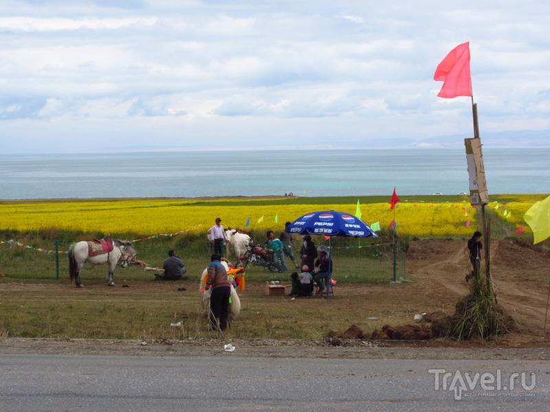 Двухнедельный маршрут из Сычуаня в Цинхай через тибетское плато / Китай