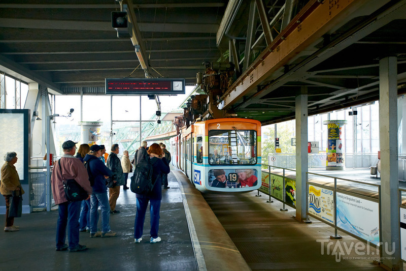 Самый живописный общественный транспорт Европы / Германия