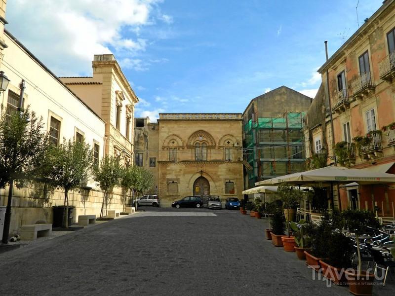 Piazzetta San Rocco, Сиракузы / Фото из Италии