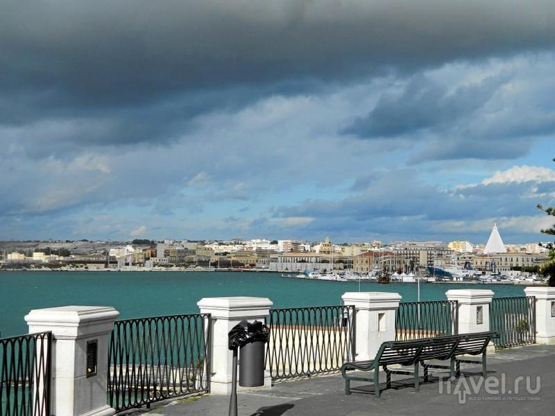 Сиракузы, Сицилия / Фото из Италии