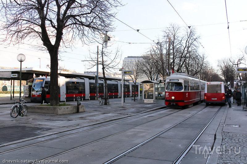 Вена: транспортная система / Австрия