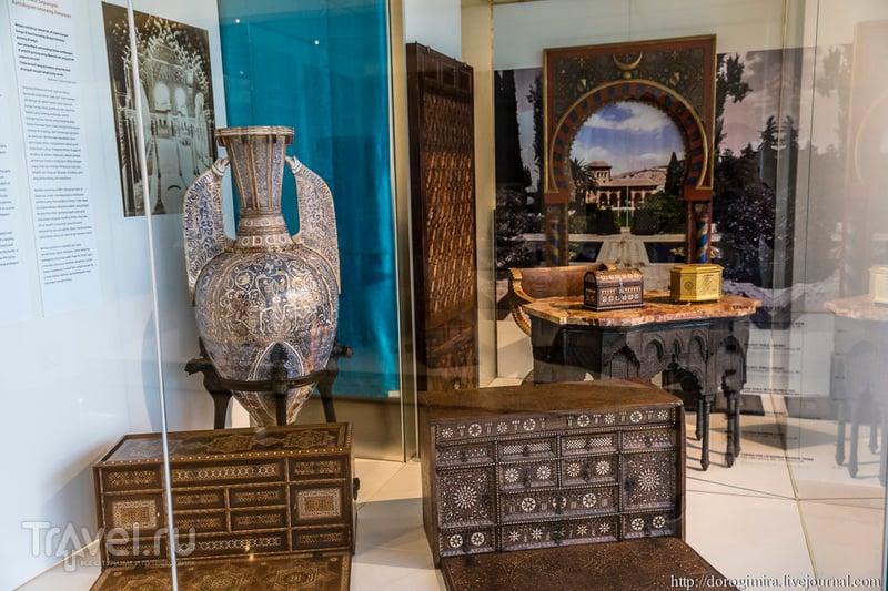 Музей исламского искусства в Куала-Лумпуре / Малайзия