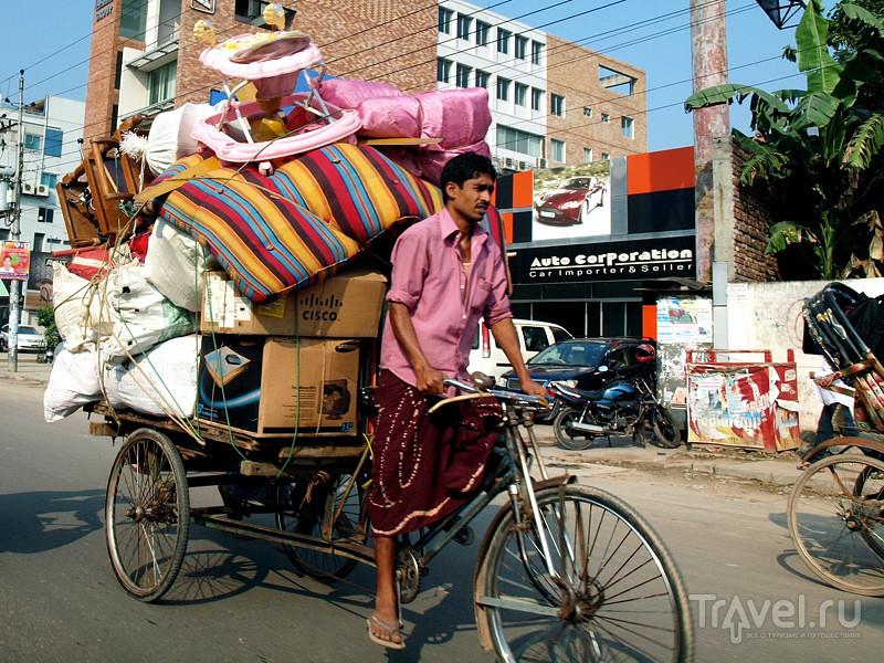 Как мы приехали в Бангладеш / Бангладеш