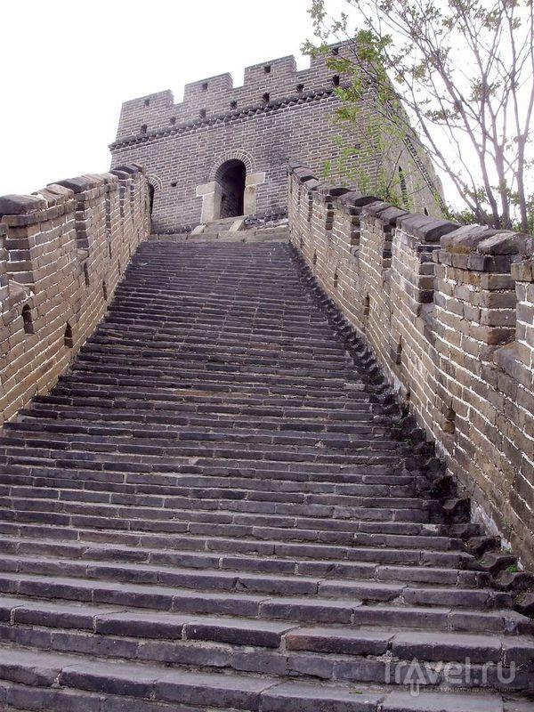 Великая Китайская Стена - Мутяньюй и Цзянькоу / Китай