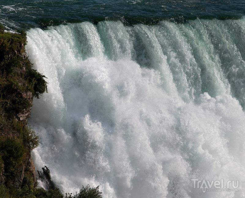 Ниагарский водопад / Фото из США