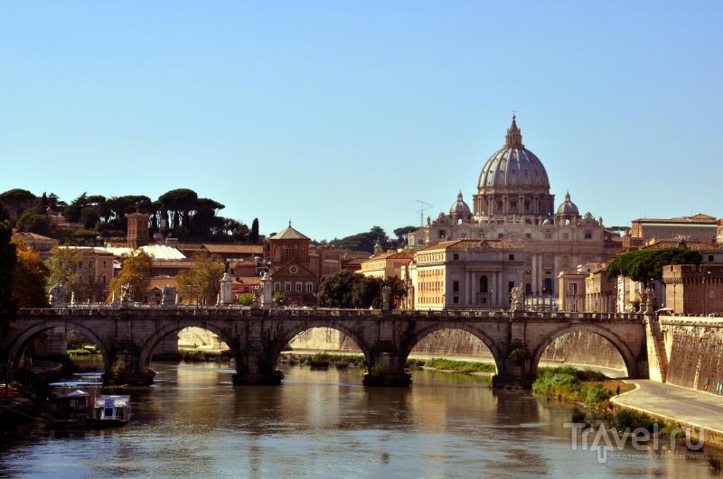 Собор святого Петра в Риме / Фото из Италии