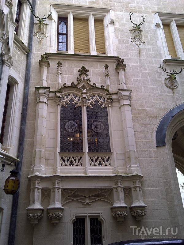 Замок Глубока над Влтавой / Чехия