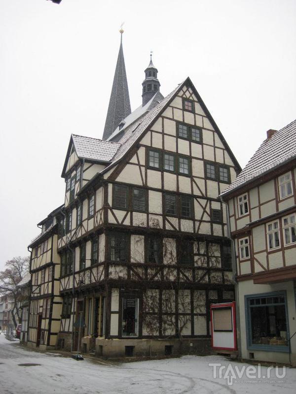Кведлинбург (Quedlinburg) / Германия