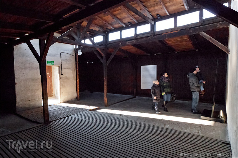 Концентрационный лагерь Майданек / Фото из Польши