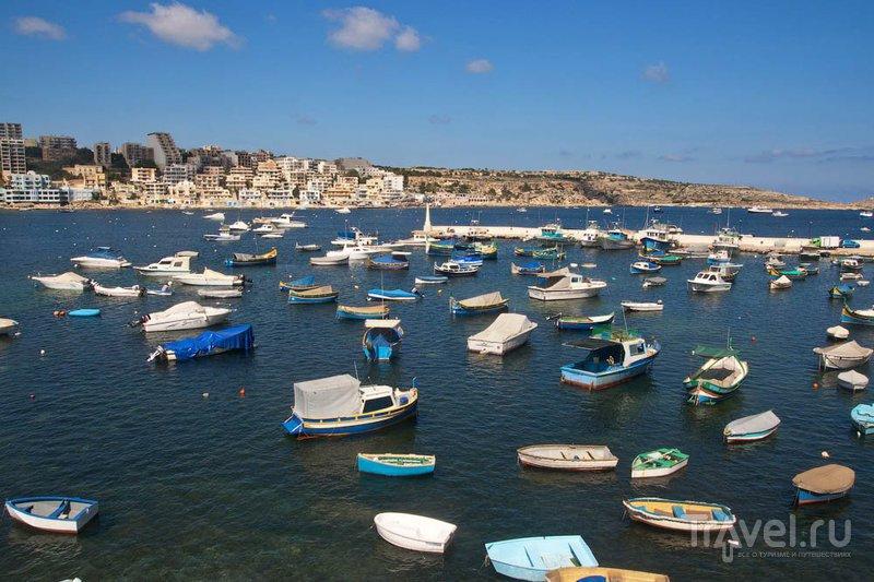 Залив Святого Павла, Мальта / Фото с Мальты