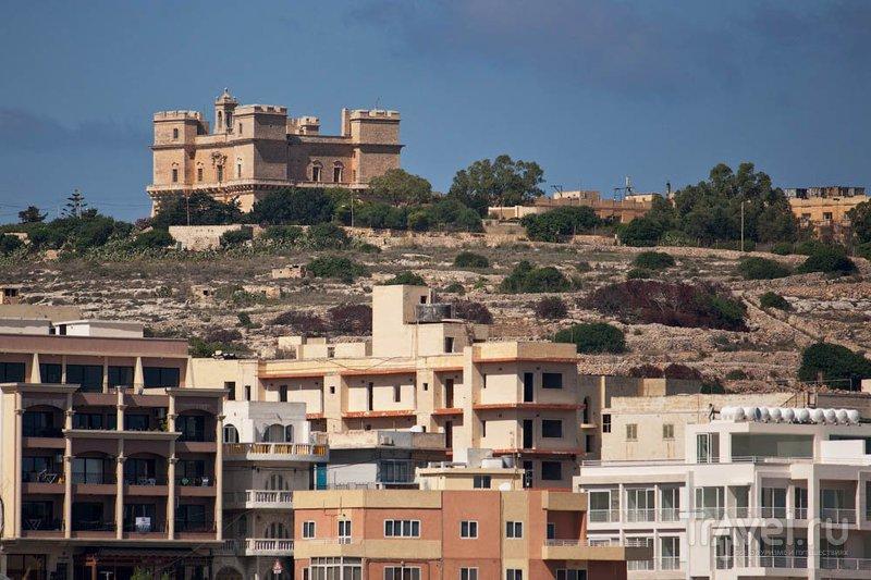 Дворец Селмун, Мальта / Фото с Мальты