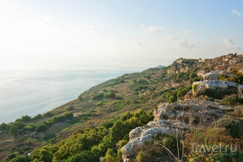 Центральная и западная Мальта / Фото с Мальты