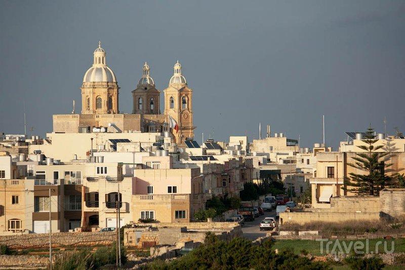 В городе Динли, Мальта / Фото с Мальты