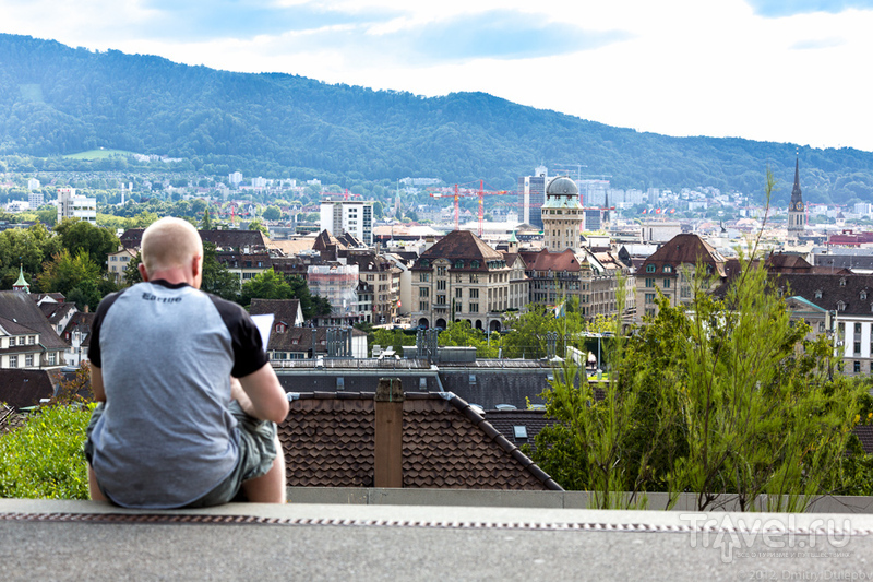 Цюрих не туристический / Швейцария