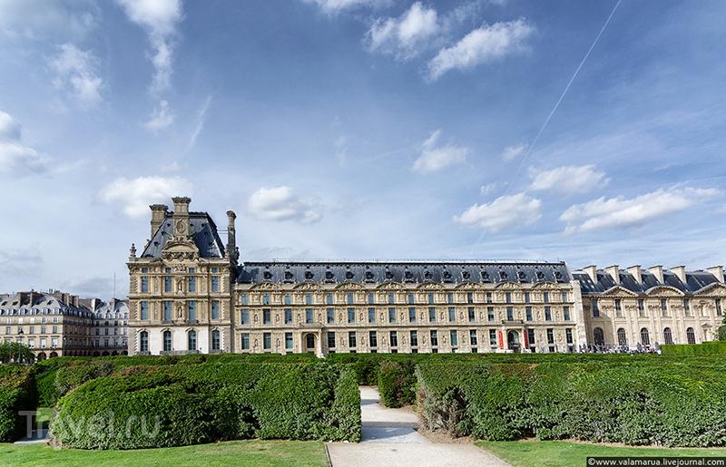 Лувр, Париж / Фото из Франции