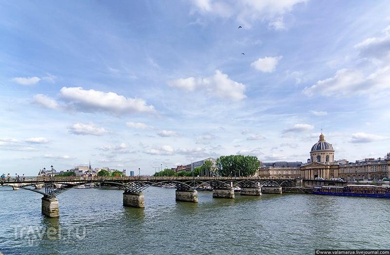 Река Сена, Париж / Фото из Франции