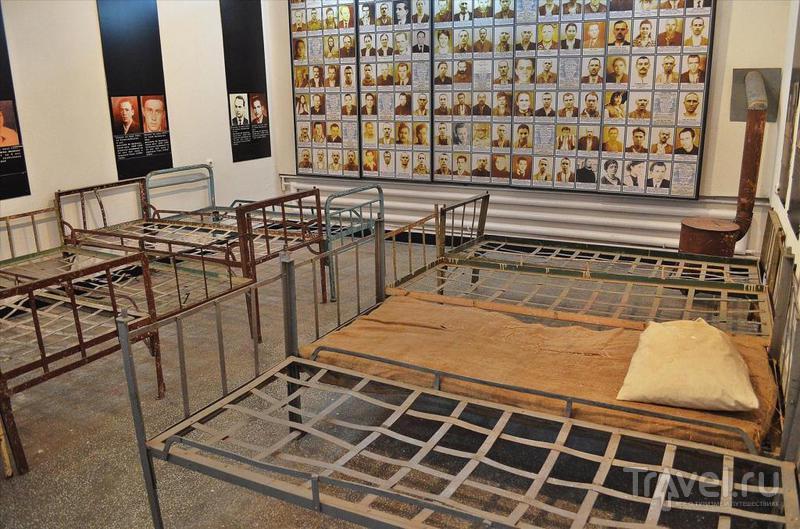 Тюрьма строгого режима в Сигету-Мармацией / Фото из Румынии