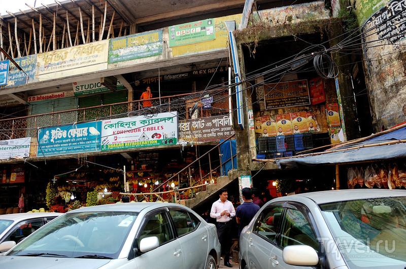 В городе Дакка / Фото из Бангладеш