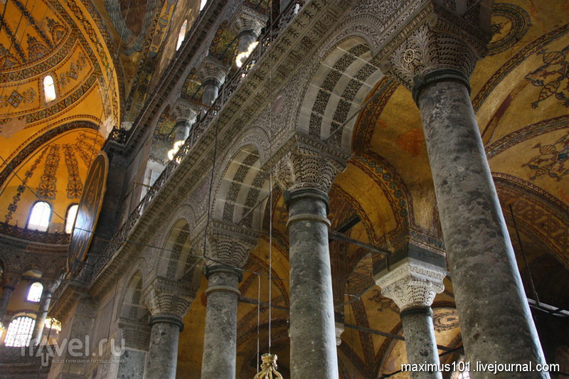 Собор Святой Софии в Константинополе / Фото из Турции