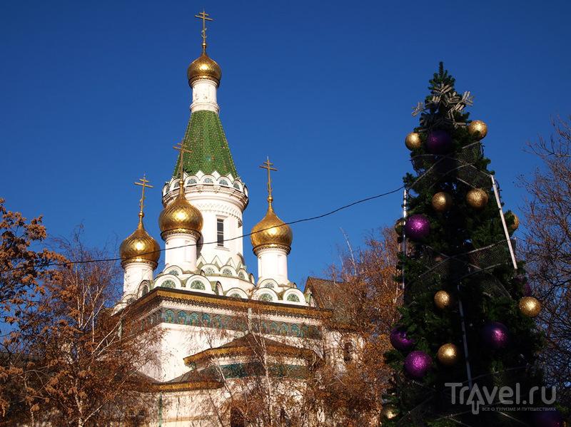 Церковь Святого Николая Чудотворца в Софии / Фото из Болгарии