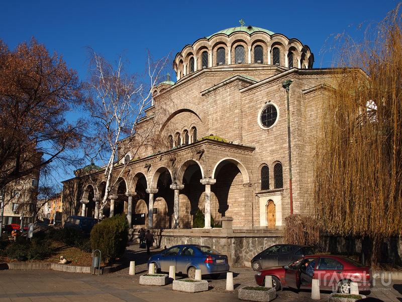 Собор Святой Недели в Софии / Фото из Болгарии