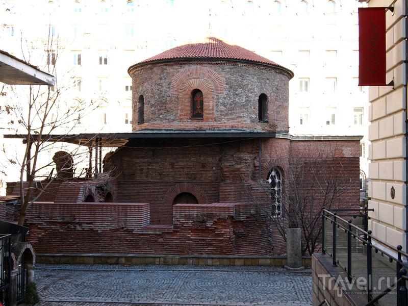 Ротонда Святого Георгия в Софии / Фото из Болгарии