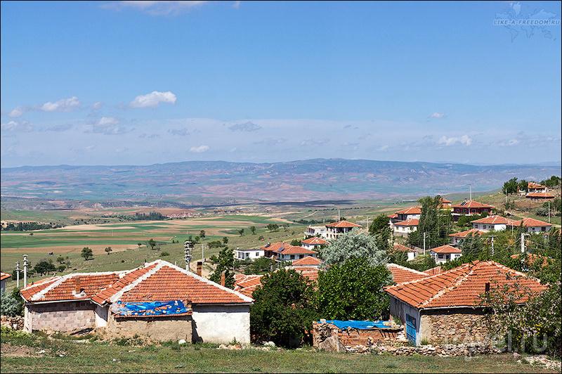Селение Кырыккале, Турция / Фото из Турции