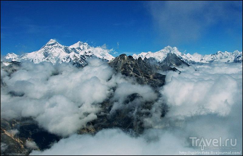 Базовый лагерь Эвереста и озера Гокио / Фото из Непала