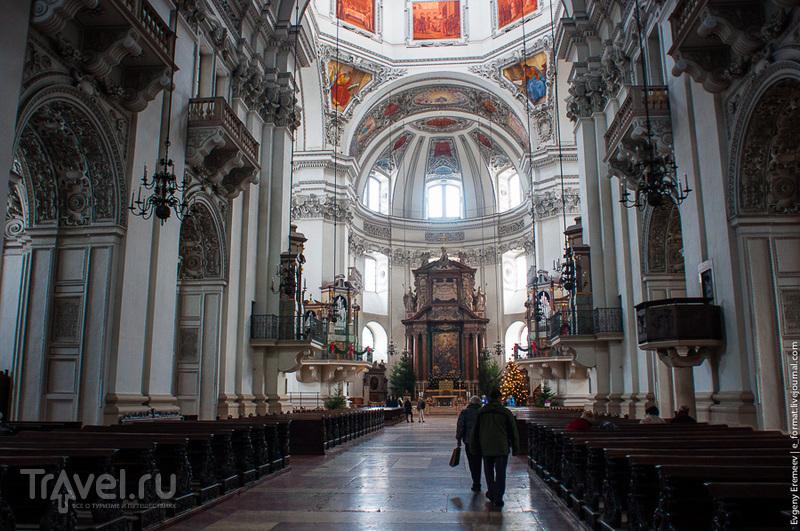 Зальцбургский Кафедральный собор / Фото из Австрии