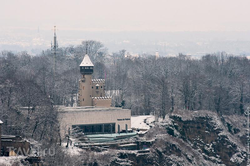 Музей современного искусства в Зальцбурге / Фото из Австрии