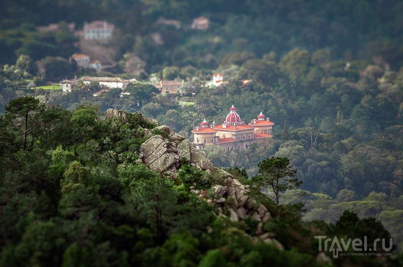 Крепость Мавров и короткая прогулка по Синтре / Фото из Португалии