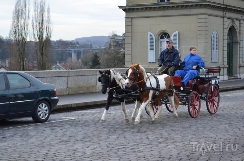 Берн. Милые штуковины и городская среда / Швейцария