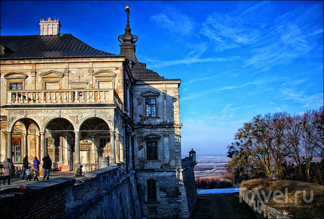 Підгорецький замок, Львовская область, Украина / Украина