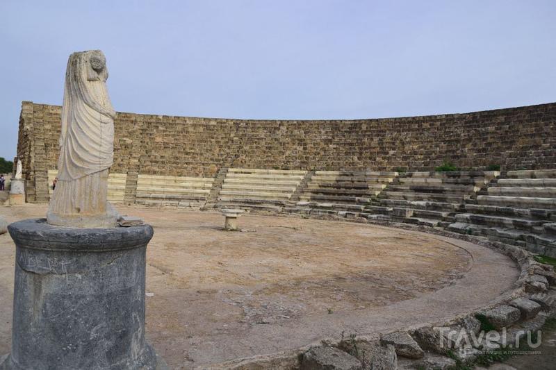 Фамагуста и руины Саламиса / Кипр