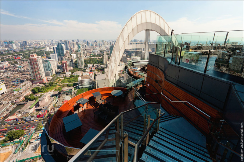 На здании Central World в Бангкоке / Фото из Таиланда