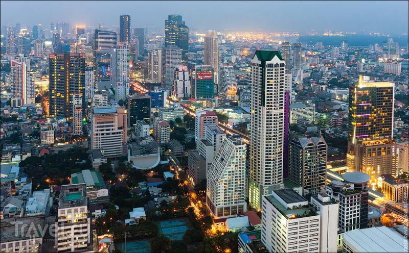 Bangkok. Вид сверху / Фото из Таиланда
