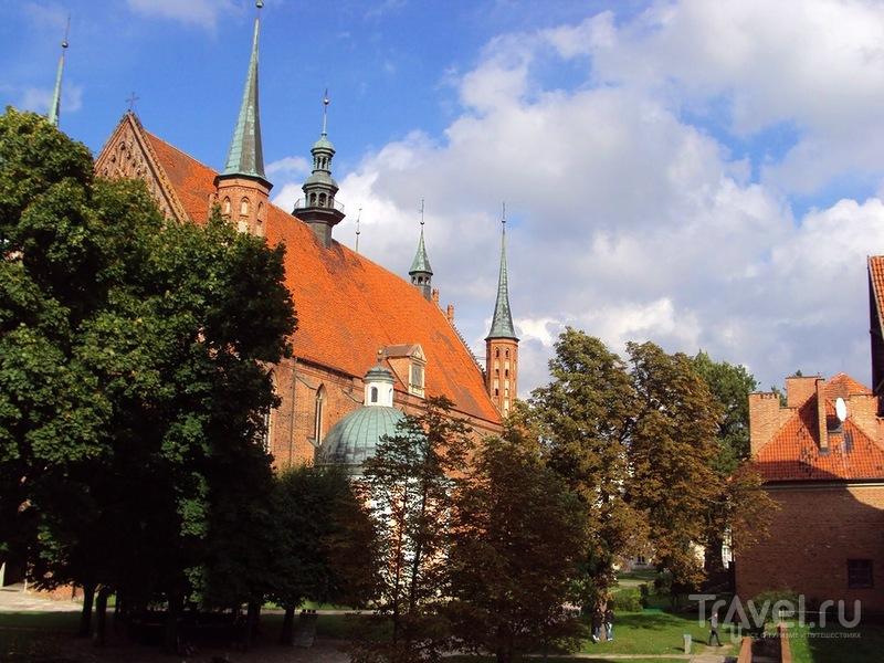 Город, в котором умер Николай Коперник / Польша